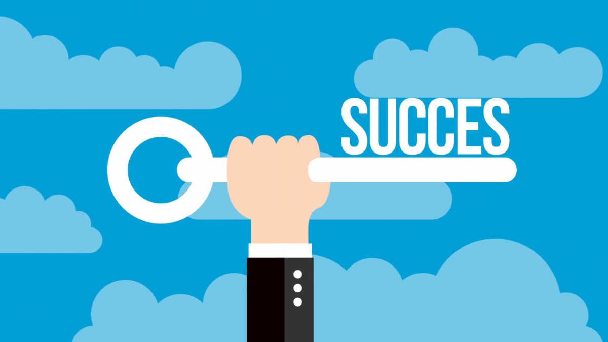 success-key