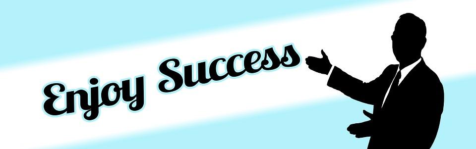 success-man